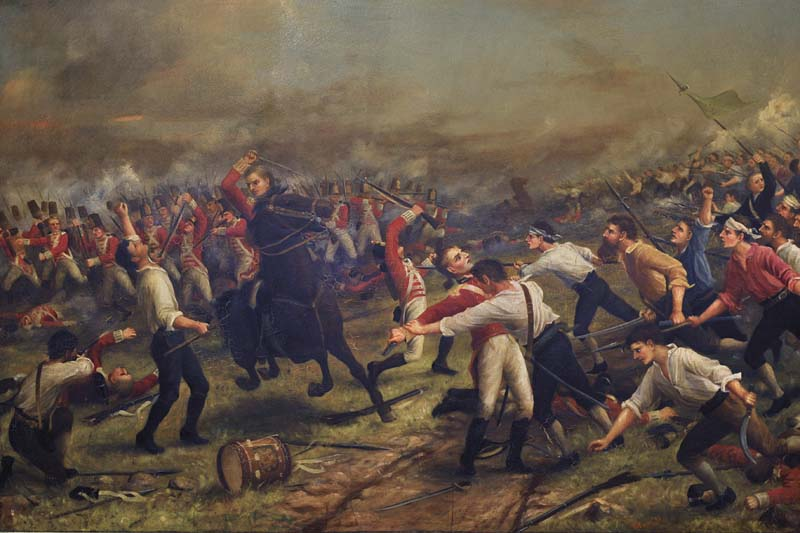 Battle of Oulart